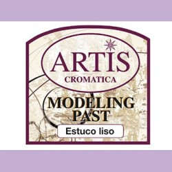 Modeling past Estuco liso Artis