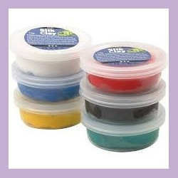 Pack Silk clay seis colores