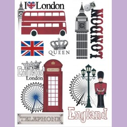 Papel Transferencia Londres