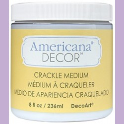 Americana Decor 236ml MEDIUM CRAQUELADOR ADM08