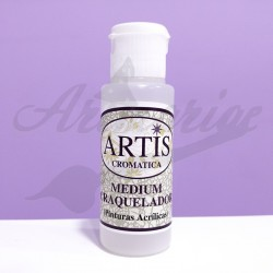 Medium craquelador 60ml Artis