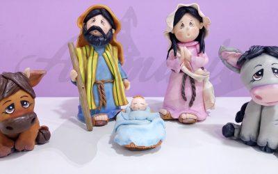 Belén de Navidad - Parte 1
